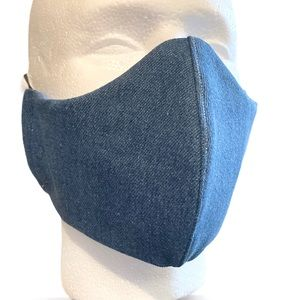 100% Cotton 3 Layers Homemade Facemask